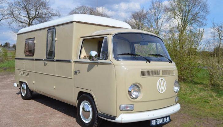 Volkswagen Bulli, il pullmino hippie ha ora un erede - Foto 7 di 10