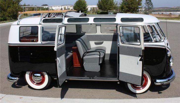 Volkswagen Bulli, il pullmino hippie ha ora un erede - Foto 9 di 10