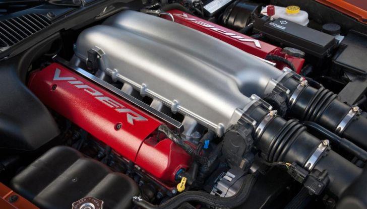 Classifica: I 5 motori V10 che hanno lasciato il segno nel mondo auto - Foto 11 di 12