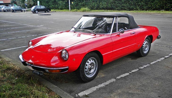 Le 5 auto più belle degli anni '60