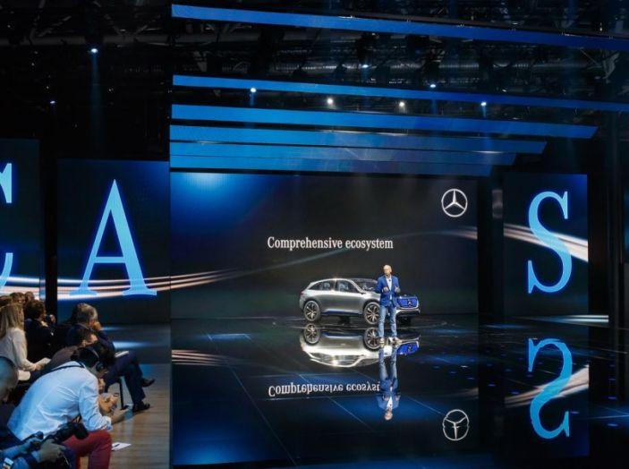 Mercedes Generation EQ al Salone di Parigi 2016 - Foto 21 di 24