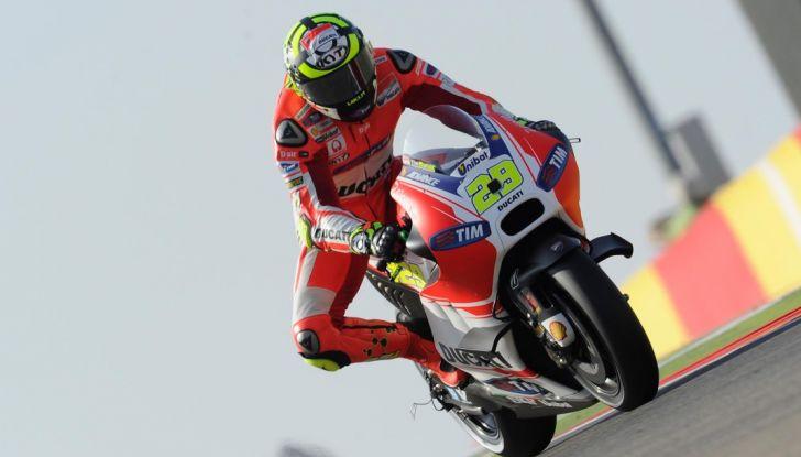 Risultati MotoGP 2016, Aragon: prima fila tutta spagnola, Rossi sesto - Foto 12 di 22