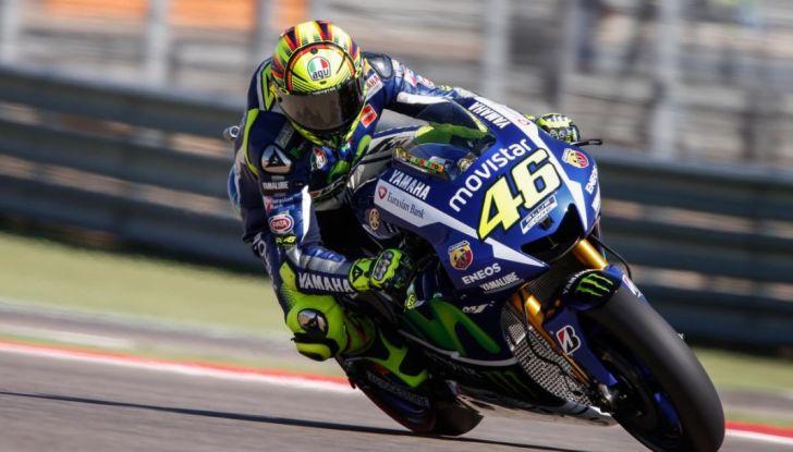 Risultati MotoGP 2016, Aragon: prima fila tutta spagnola, Rossi sesto - Foto 13 di 22