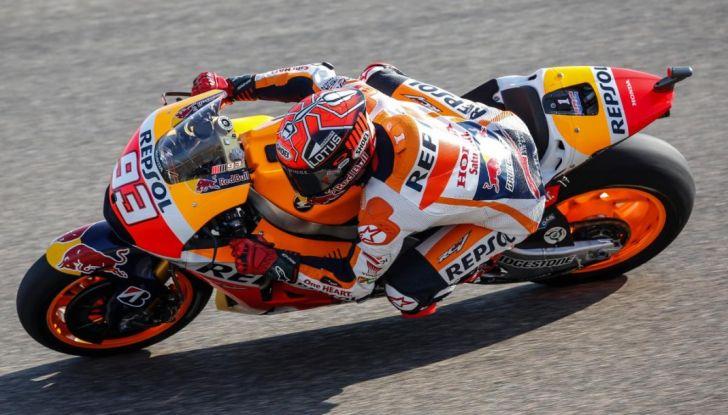 Risultati MotoGP 2016, Aragon: prima fila tutta spagnola, Rossi sesto - Foto 18 di 22