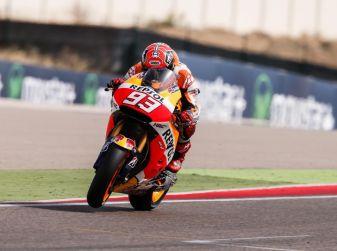 Risultati Aragon, MotoGP 2016 FP1 ed FP2: Honda davanti a tutti, mai così incisiva