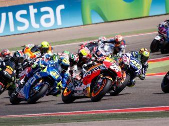 Orari MotoGP 2016 GP d'Aragon in diretta Sky e differita TV8