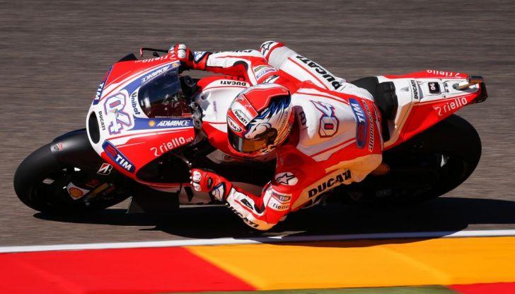 Risultati MotoGP 2016, Aragon: prima fila tutta spagnola, Rossi sesto - Foto 3 di 22