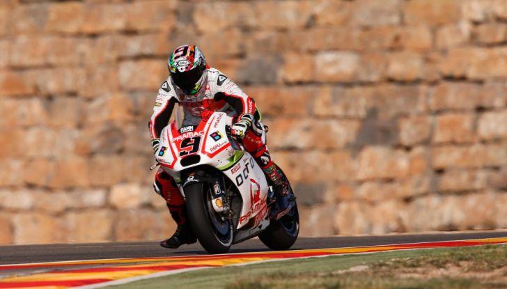 Risultati MotoGP 2016, Aragon: prima fila tutta spagnola, Rossi sesto - Foto 6 di 22