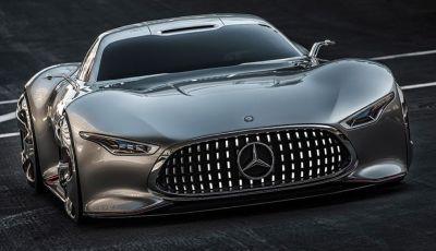 Mercedes AMG, arriva la hypercar con motore Formula 1 nel 2017