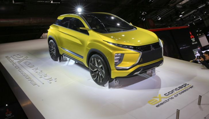 Mitsubishi eX - Foto 1 di 6