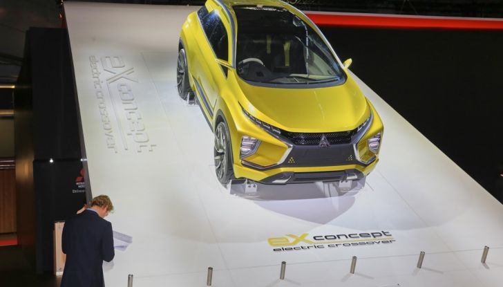 Mitsubishi eX - Foto 5 di 6