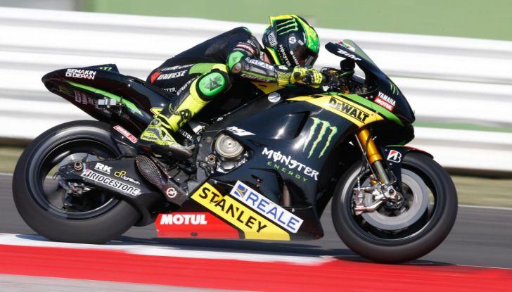 Risultati MotoGP 2016, Misano: vince Pedrosa, secondo Rossi - Foto 13 di 32