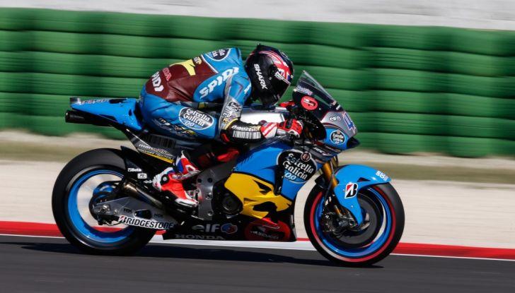 Risultati MotoGP Misano 2016, qualifiche: pole a Lorenzo, Rossi secondo - Foto 14 di 32