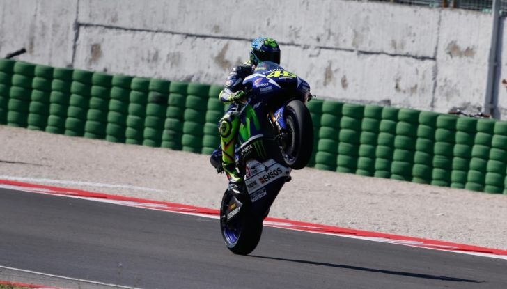 Risultati MotoGP 2016, Misano: vince Pedrosa, secondo Rossi - Foto 1 di 32