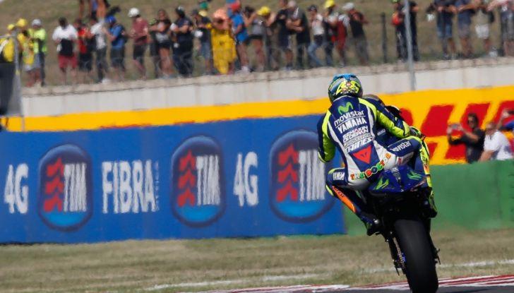 Risultati MotoGP Misano 2016, qualifiche: pole a Lorenzo, Rossi secondo - Foto 17 di 32