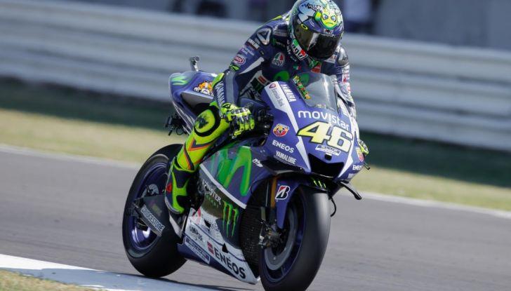 Risultati MotoGP Misano 2016, qualifiche: pole a Lorenzo, Rossi secondo - Foto 18 di 32