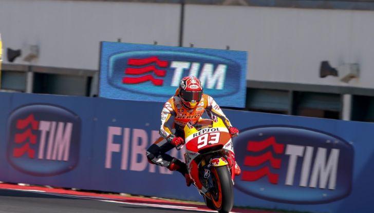 Risultati MotoGP Misano 2016, qualifiche: pole a Lorenzo, Rossi secondo - Foto 25 di 32