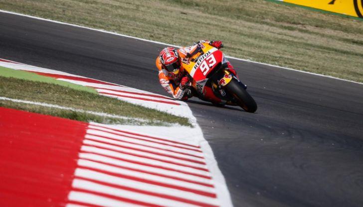 Risultati MotoGP Misano 2016, qualifiche: pole a Lorenzo, Rossi secondo - Foto 27 di 32