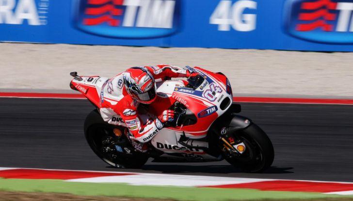 Risultati MotoGP Misano 2016, qualifiche: pole a Lorenzo, Rossi secondo - Foto 4 di 32