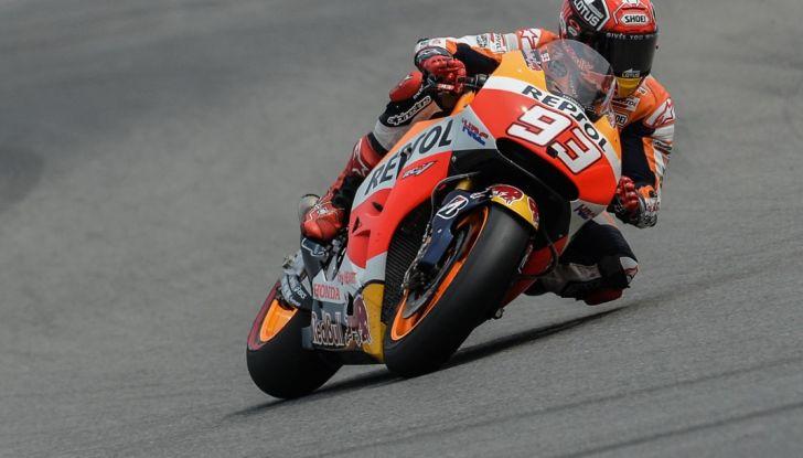 Risultati MotoGP Misano 2016, qualifiche: pole a Lorenzo, Rossi secondo - Foto 30 di 32