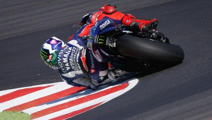 Risultati MotoGP Misano 2016, qualifiche: pole a Lorenzo, Rossi secondo - Foto 32 di 32