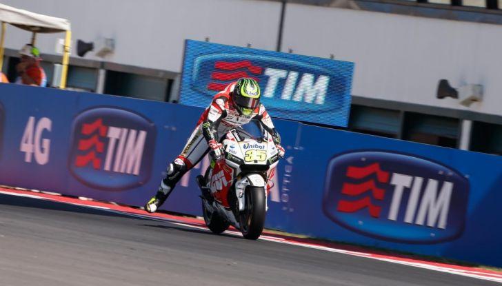 Risultati MotoGP Misano 2016, qualifiche: pole a Lorenzo, Rossi secondo - Foto 8 di 32