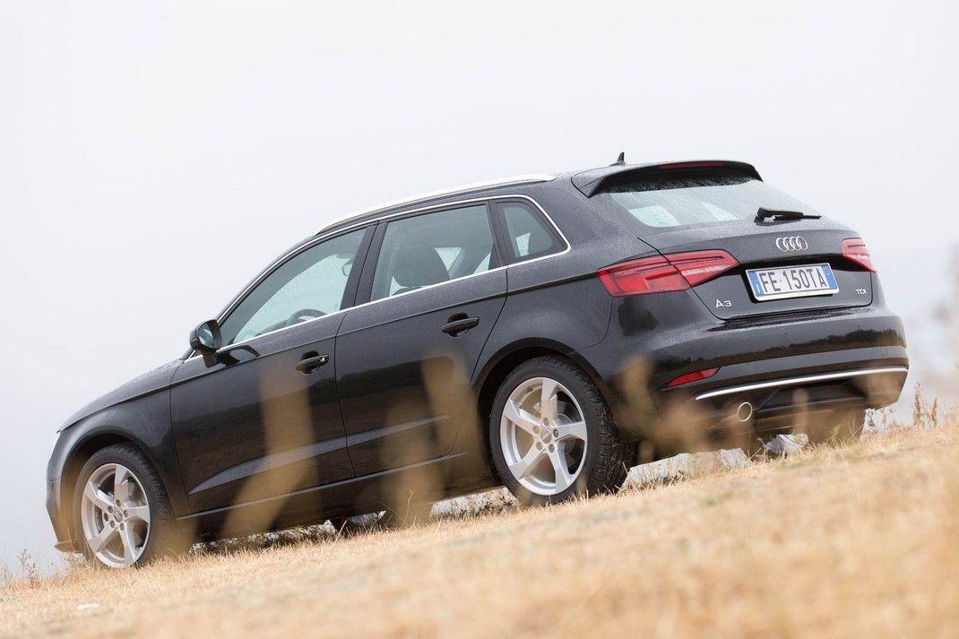 Nuova audi a3 restyling 2017 un primo contatto al gran for Audi a3 restyling 2017