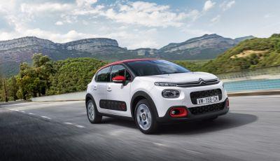 Nuova Citroën C3 2017: svelato il prezzo e via agli ordini