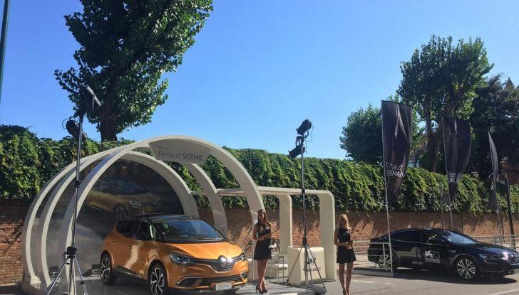 Alla 73° Mostra del Cinema di Venezia debuttano NINGYO e la nuova Renault Scenic - Foto 7 di 15