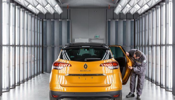 Nuova Renault Scenic, prezzi e gamma per il mercato italiano - Foto 11 di 15
