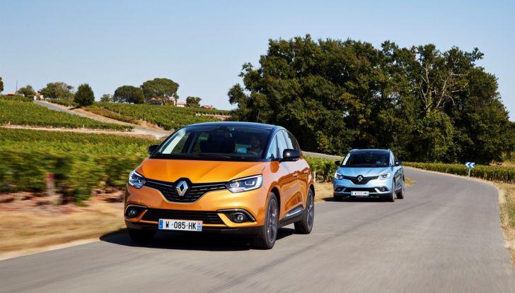 Nuova Renault Scenic, prezzi e gamma per il mercato italiano - Foto 12 di 15