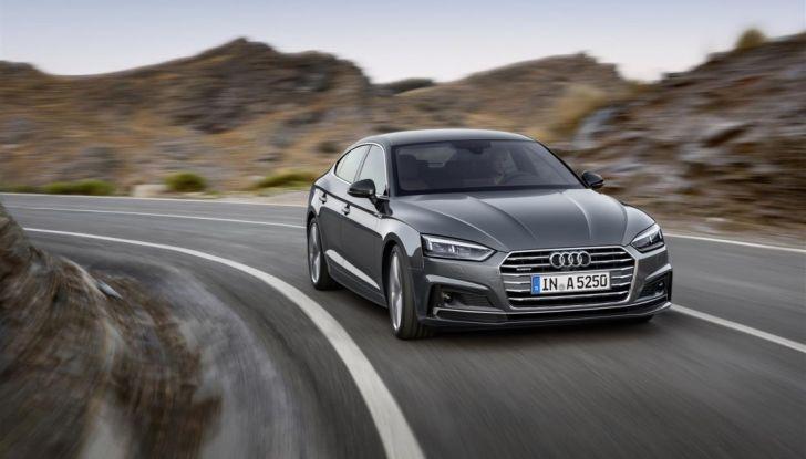 Nuove Audi A5 e S5 Sportback 2017 (1)