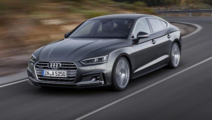 Nuove Audi A5 e S5 Sportback 2017 (16)