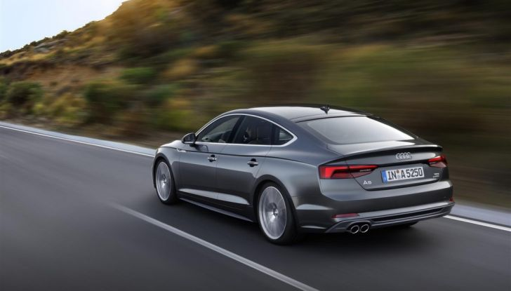 Nuove Audi A5 e S5 Sportback 2017 (2)