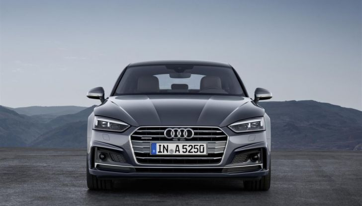 Nuove Audi A5 e S5 Sportback 2017 (3)