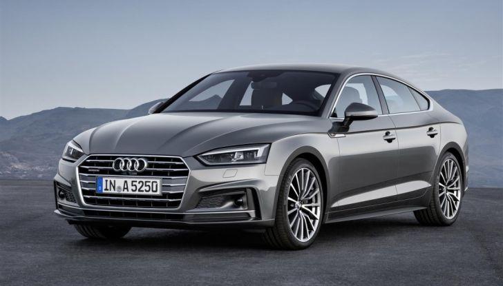Nuove Audi A5 e S5 Sportback 2017 (4)