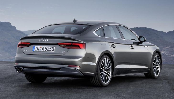 Nuove Audi A5 e S5 Sportback 2017 (5)