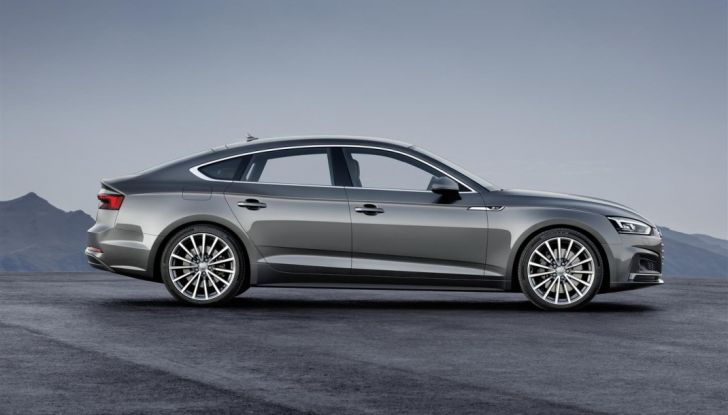 Nuove Audi A5 e S5 Sportback 2017 (6)