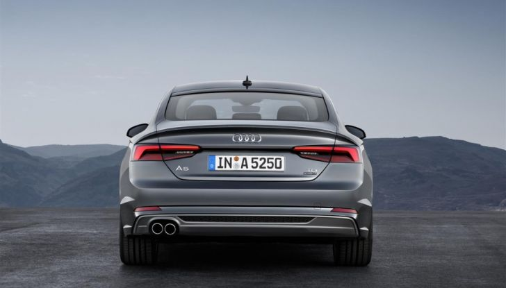 Nuove Audi A5 e S5 Sportback 2017 (7)