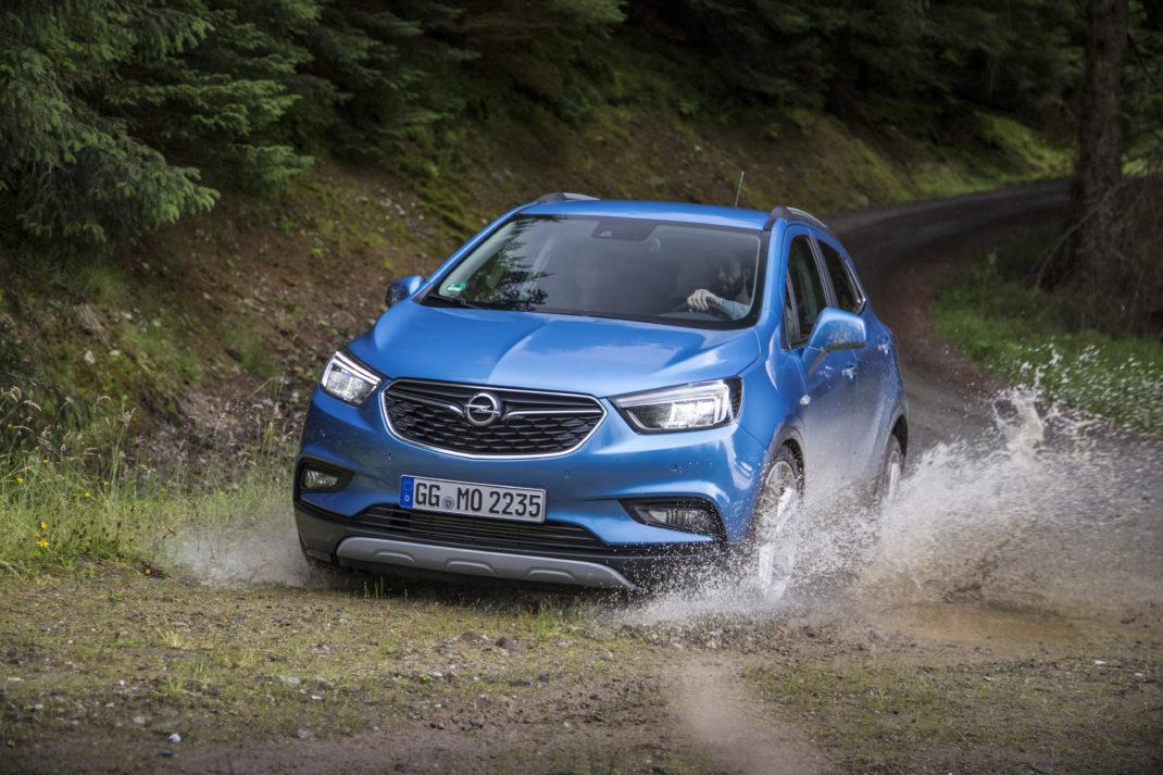 Nuova Opel Mokka elettrica vicina al lancio