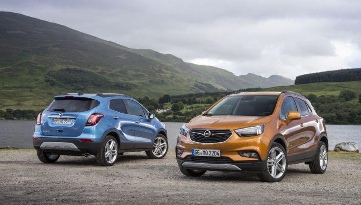Nuovo Opel Mokka X: prova su strada, prezzi e motori - Foto 2 di 8