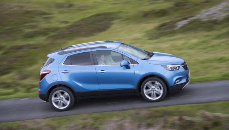Nuovo Opel Mokka X: prova su strada, prezzi e motori - Foto 3 di 8