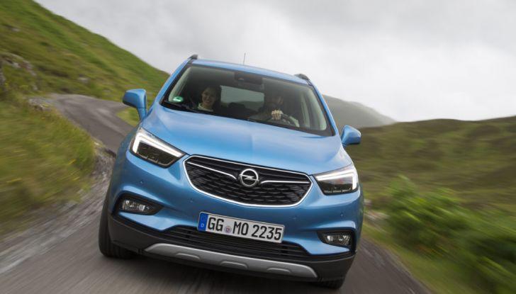 Nuova Opel Mokka elettrica vicina al lancio - Foto 6 di 8