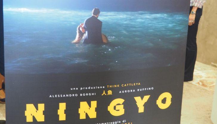 Alla 73° Mostra del Cinema di Venezia debuttano NINGYO e la nuova Renault Scenic - Foto 2 di 15