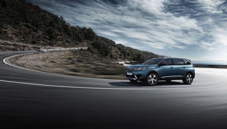 Ecobonus Peugeot, 5.000€ di incentivi su 208 e gamma SUV - Foto 9 di 15