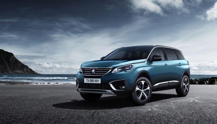 Ecobonus Peugeot, 5.000€ di incentivi su 208 e gamma SUV - Foto 1 di 15