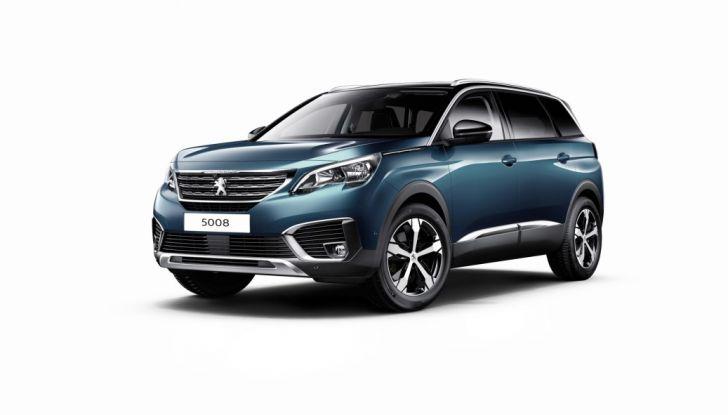 Ecobonus Peugeot, 5.000€ di incentivi su 208 e gamma SUV - Foto 13 di 15