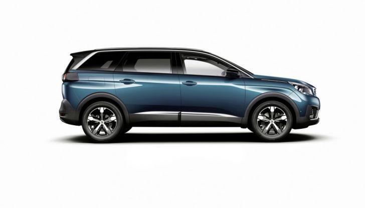 Ecobonus Peugeot, 5.000€ di incentivi su 208 e gamma SUV - Foto 14 di 15