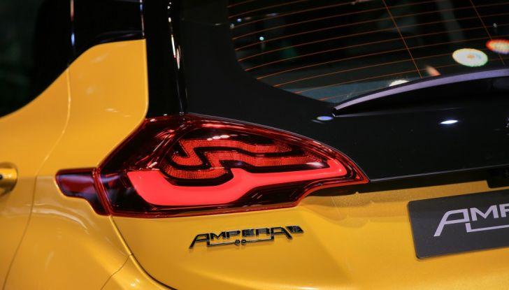 Opel Ampera-e, la monovolume elettrica debutta al salone dell'Auto di Parigi 2016 - Foto 2 di 27