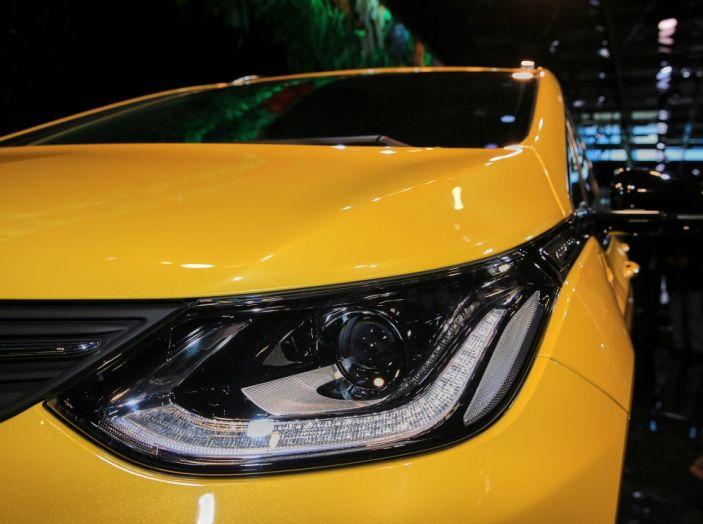 Nuova Opel Ampera-e: la ricarica rapida garantisce un'autonomia di 150 chilometri - Foto 16 di 27